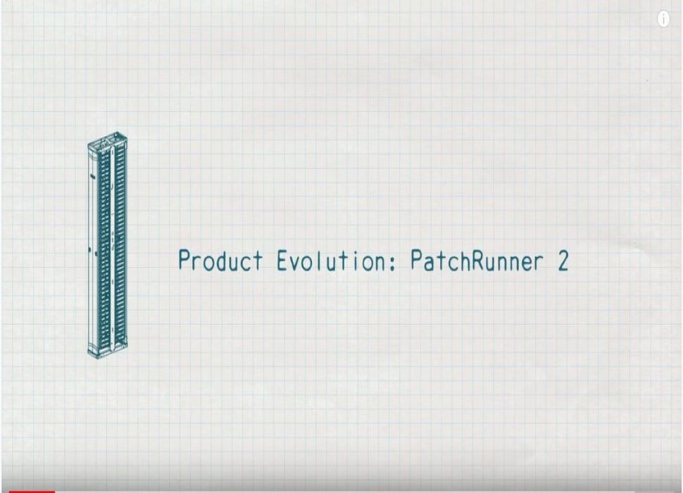 PatchRunner 2 Product Evolution video