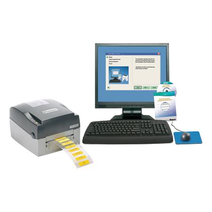 Panduit PROG-WIN2CD PanMark Labeling Software on CD-ROM