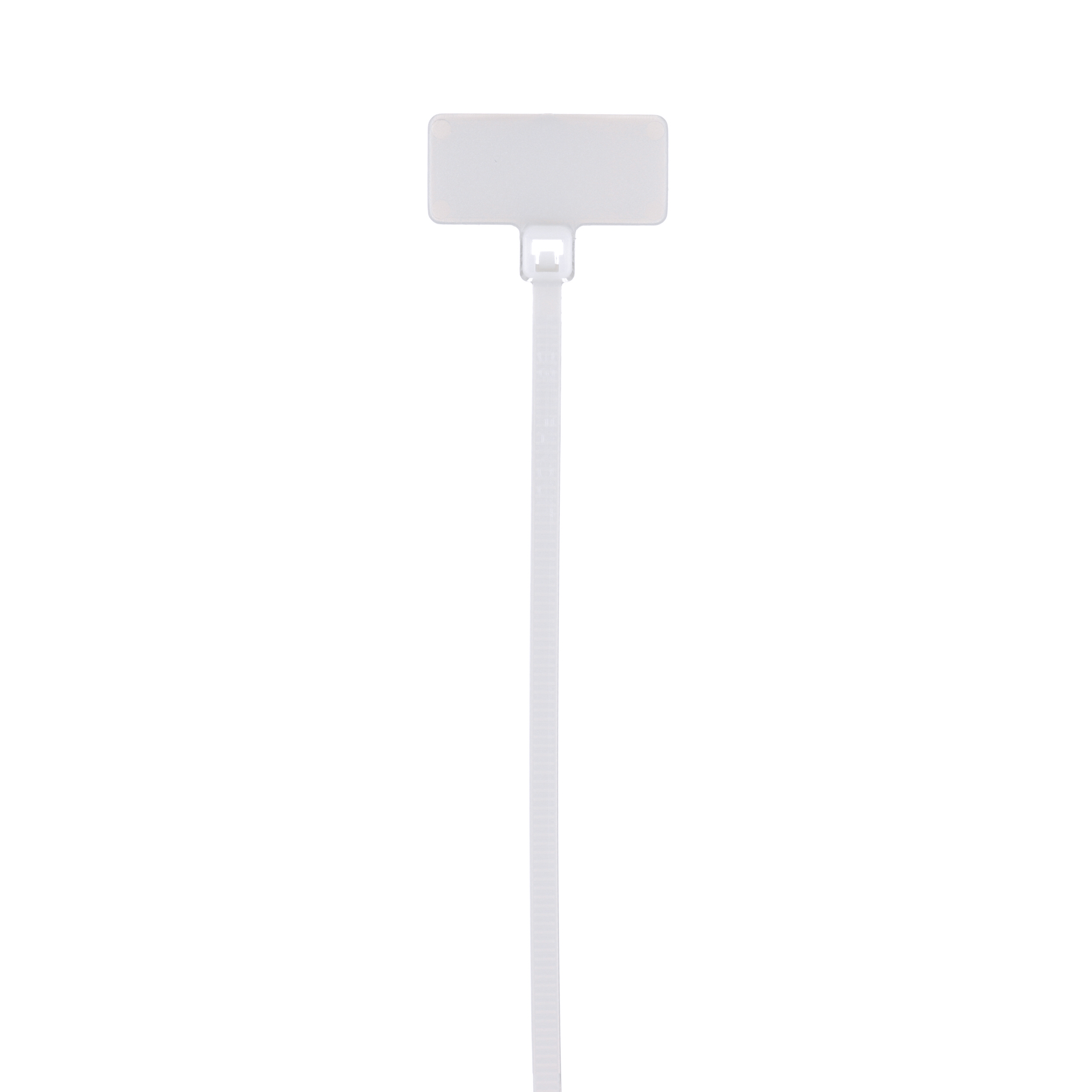 Panduit PLF1M-M White Cable Tie PACK OF 1000