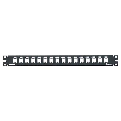 5 Pcs CP16BLY 16-Port all Metal Modular Patch Panel.