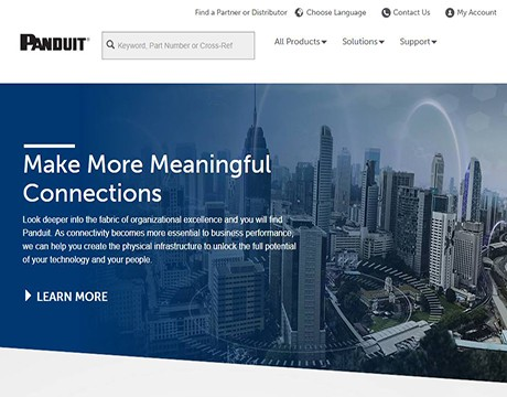Panduit Website