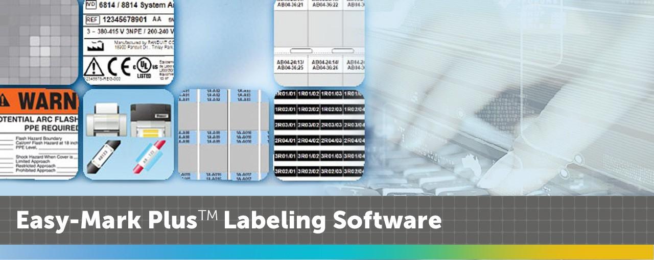 Panduit | Easy-Mark Plus Labeling Software