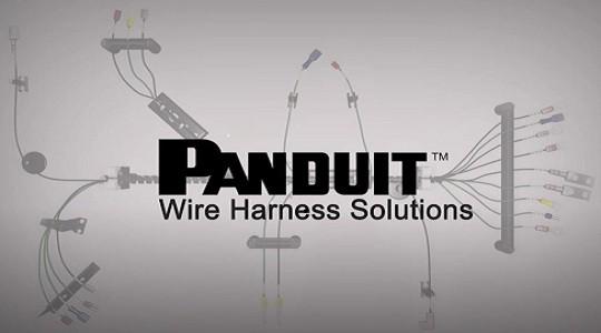 panduit wire harness solutions  panduit